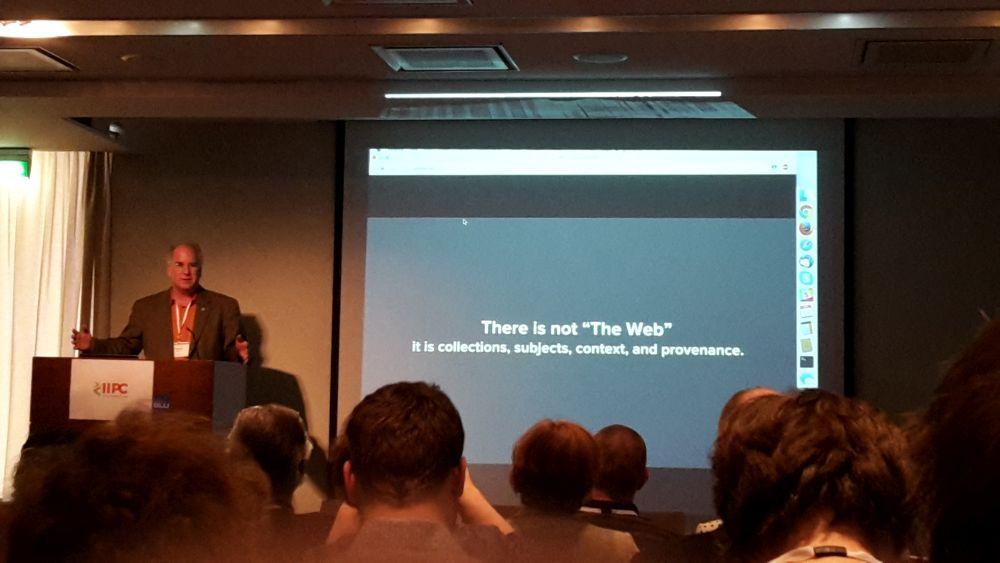 Kuva 1. Internet Archiven perustaja Brewster Kahle