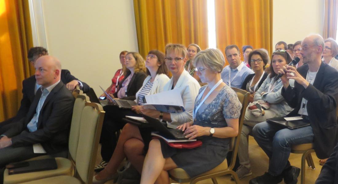 Kuva: Nykyrin ja Vainikan esitys herätti keskustelua
