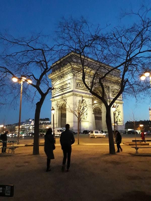Pariisin reimukaari