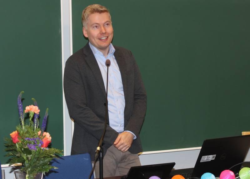 Esitys seminaarissa